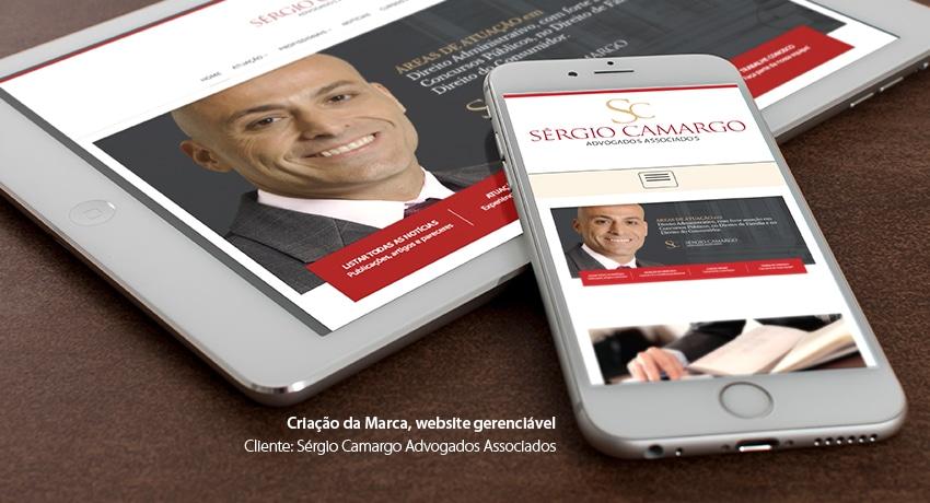 Projeto Sérgio Camargo Advogados Associados